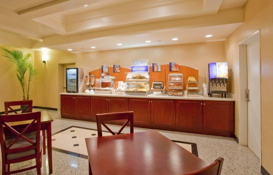Ristorante Holiday Inn Express & Suites LOS ANGELES AIRPORT HAWTHORNE