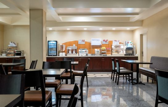 Restauracja Holiday Inn Express & Suites LOS ANGELES AIRPORT HAWTHORNE