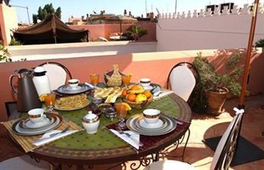 Restaurant Riad Cannelle