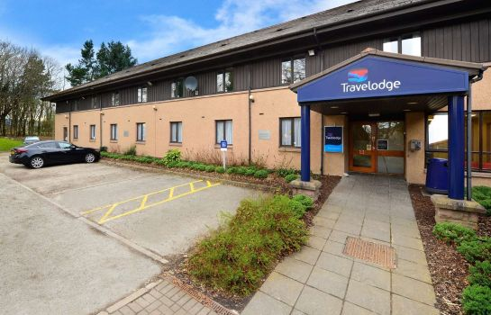 Exterior view TRAVELODGE ABERDEEN AIRPORT