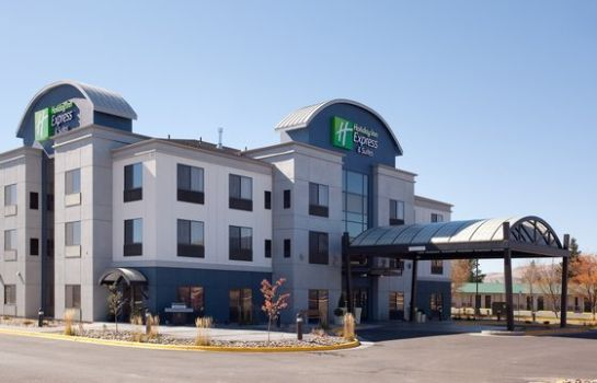 Exterior view Holiday Inn Express & Suites ROCK SPRINGS GREEN RIVER