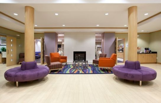 Lobby Holiday Inn Express & Suites ROCK SPRINGS GREEN RIVER