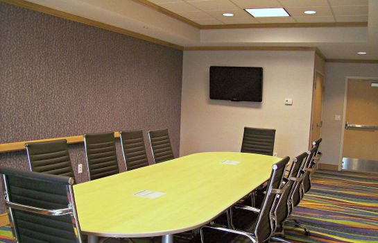 Conference room Holiday Inn Express & Suites ROCK SPRINGS GREEN RIVER