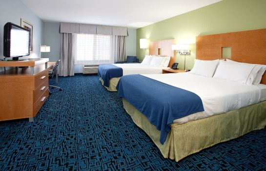 Zimmer Holiday Inn Express & Suites ROCK SPRINGS GREEN RIVER