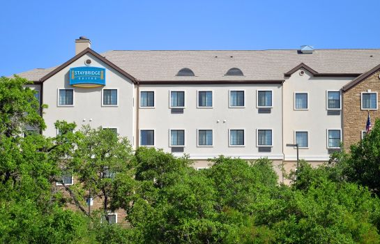 Vista exterior Staybridge Suites SAN ANTONIO SEA WORLD