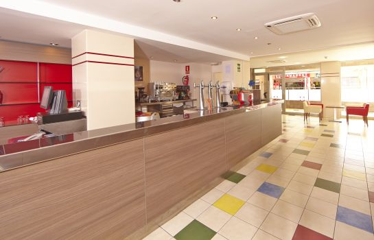 Bar del hotel Caribbean Bay