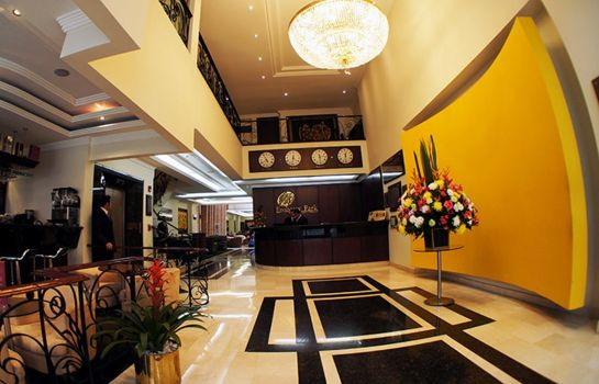 Hall Embassy Park Hotel