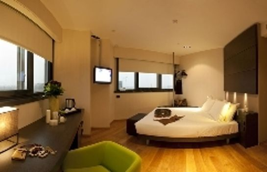 Double room (standard) The Hub