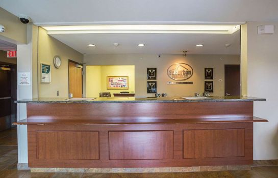 Hotelhal Suburban Extended Stay Hotel Louisville