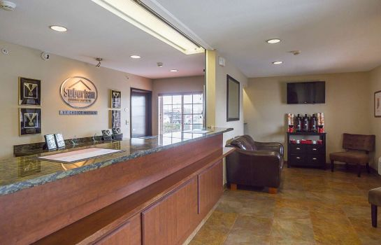 Hotelhalle Suburban Extended Stay Hotel Clarksville