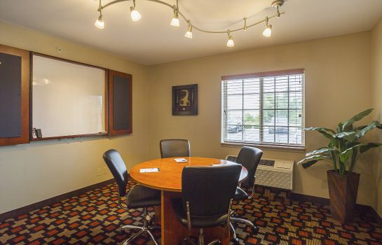 Conference room Suburban Extended Stay Hotel Louisville  Suburban Extended Stay Hotel Louisville