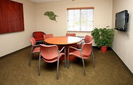Sala de reuniones Suburban Extended Stay Hotel Clarksville