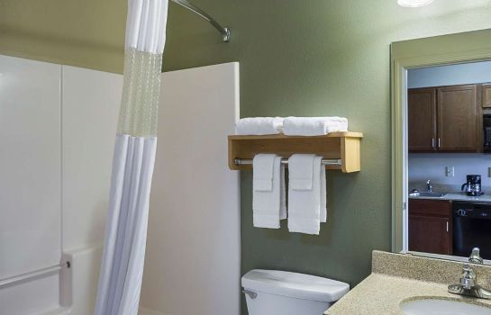 Zimmer Suburban Extended Stay Hotel Clarksville