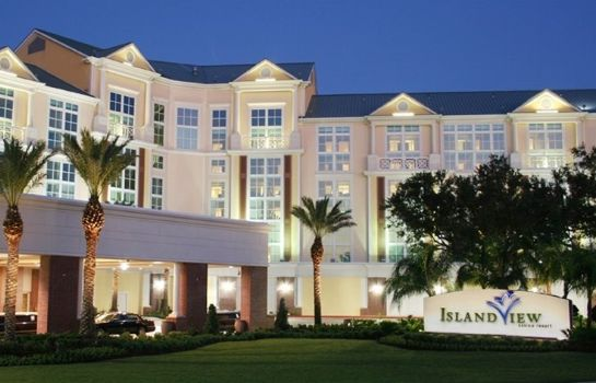 Exterior view ISLANDVIEW CASINO