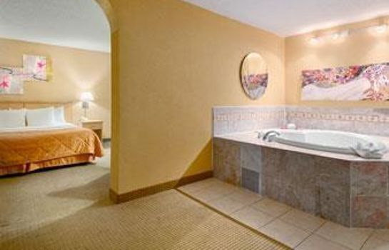 Suite GATEWAY HOTEL DALLAS