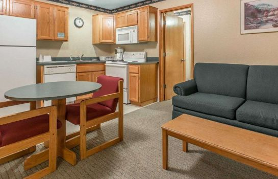 Suite Econo Lodge Garibaldi