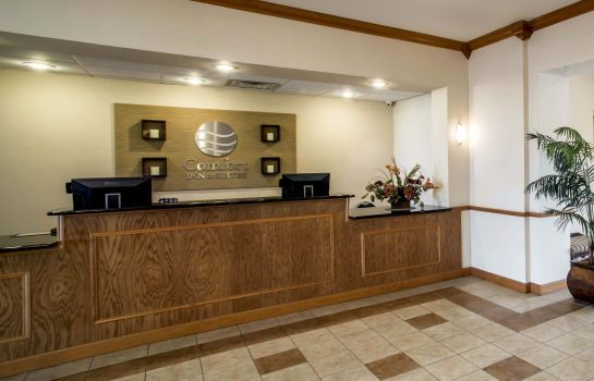 Hotelhalle Comfort Inn & Suites Greenville