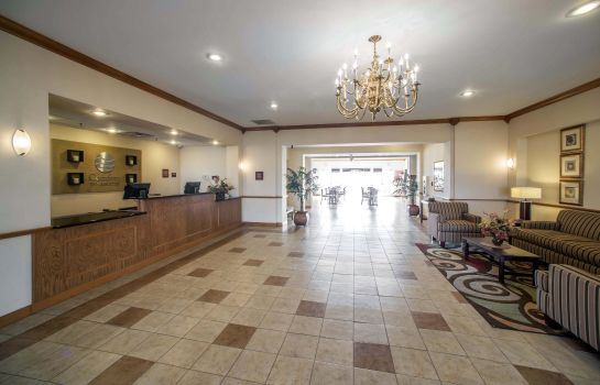 Hotelhal Comfort Inn & Suites Greenville