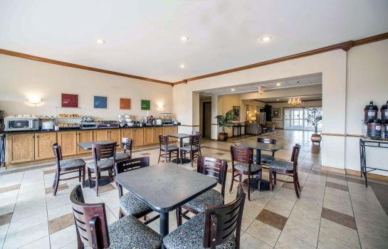 Restauracja Comfort Inn & Suites Greenville