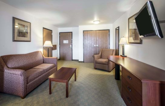Suite Comfort Inn & Suites Greenville