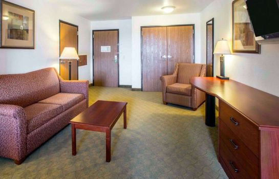 Doppelzimmer Komfort Comfort Inn and Suites