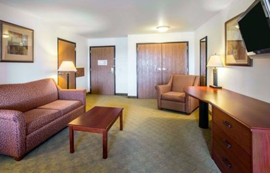 Zimmer Comfort Inn & Suites Greenville