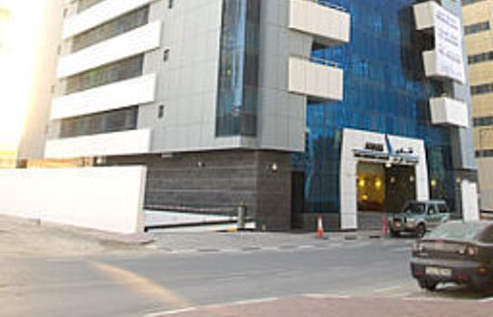 Exterior view Avari Hotel Apartments