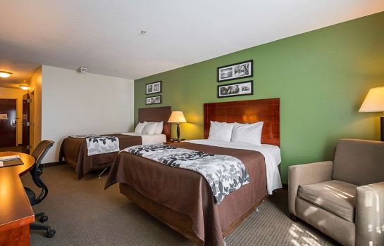 Kamers Sleep Inn & Suites Manchester