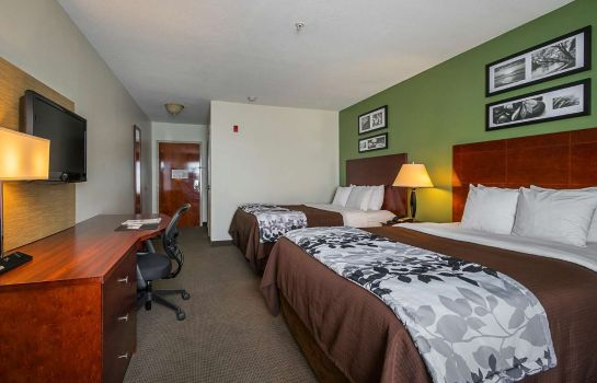 Chambre Sleep Inn and Suites Manchester