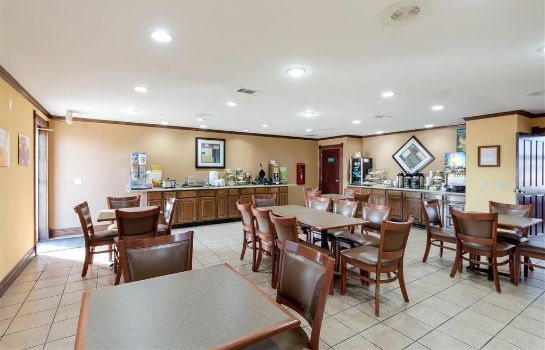 Restaurant Quality Inn Siloam Springs West