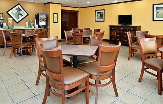 Restauracja Quality Inn Siloam Springs