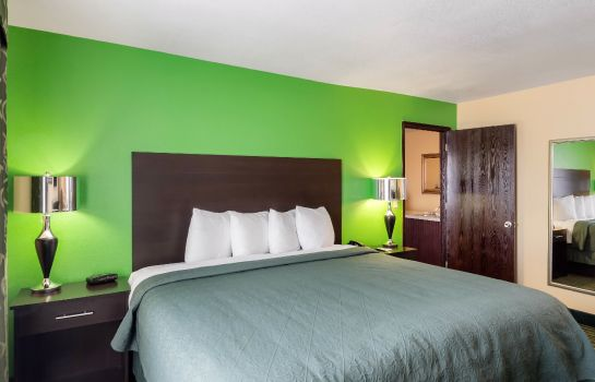 Suite Quality Inn Siloam Springs