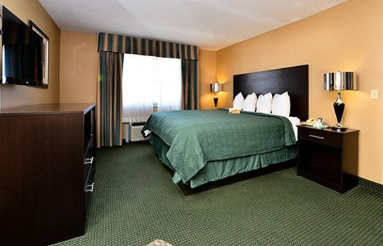 Suite Quality Inn Siloam Springs West
