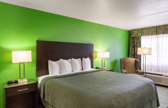 Room Quality Inn Siloam Springs West