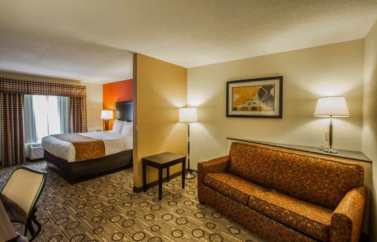Zimmer Comfort Suites At WestGate Mall