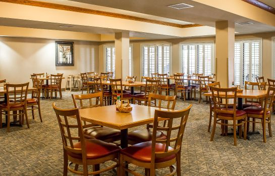 Restaurant Comfort Inn & Suites Thatcher