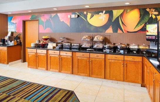 Restaurant Fairfield Inn & Suites Twentynine Palms-Joshua Tree National Park