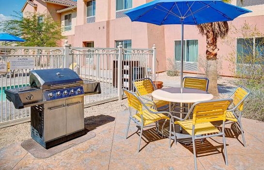 Info Fairfield Inn & Suites Twentynine Palms-Joshua Tree National Park