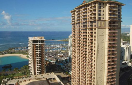 Vista esterna Grand Waikikian by Hilton Grand Vacations