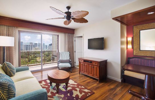 Zimmer Grand Waikikian by Hilton Grand Vacations