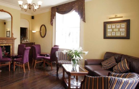 Bar hotelowy Hadley Park House