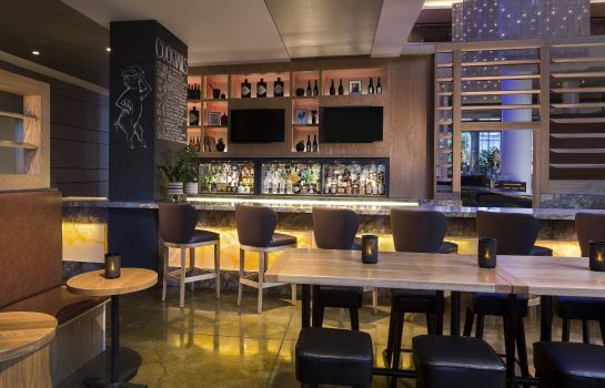 Hotel bar JW Marriott Los Angeles L.A. LIVE