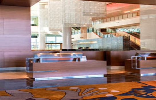 Lobby JW Marriott Los Angeles L.A. LIVE
