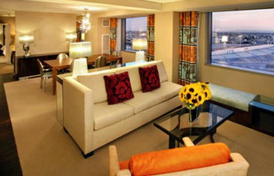 Suite JW Marriott Los Angeles L.A. LIVE