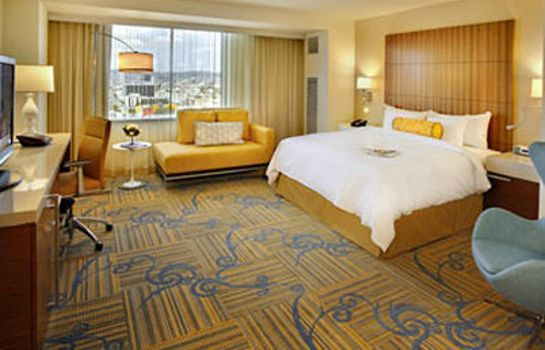 Room JW Marriott Los Angeles L.A. LIVE