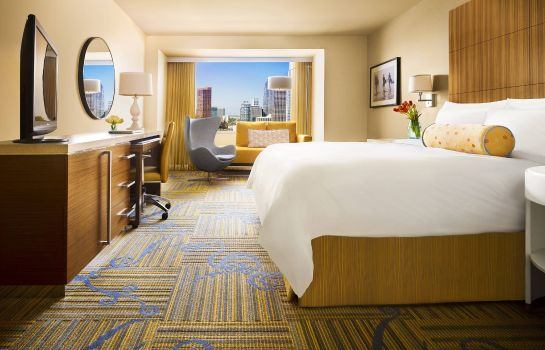 Zimmer JW Marriott Los Angeles L.A. LIVE