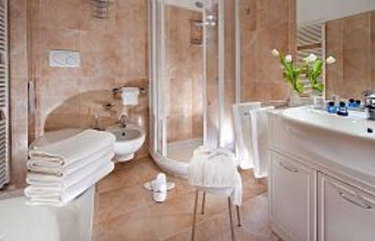 Bagno in camera Grand Hotel Primavera