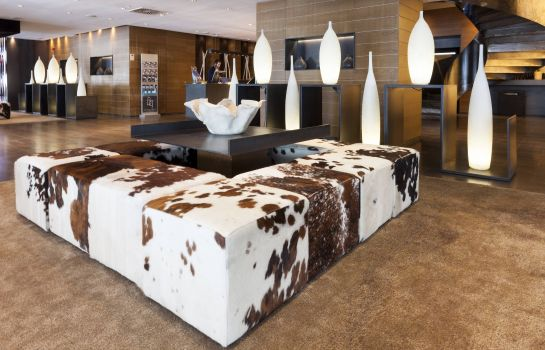 Hall de l'hôtel Hotel AC Baqueira Ski Resort Autograph Collection