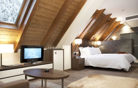 Chambre Hotel AC Baqueira Ski Resort Autograph Collection