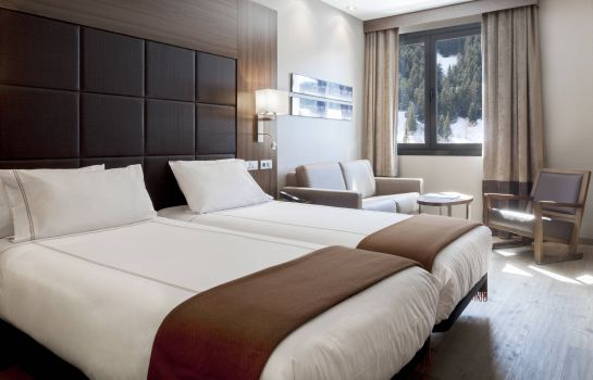 Zimmer Hotel AC Baqueira Ski Resort Autograph Collection